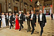 Cityfotoat Juristenball Wiener Hofburg