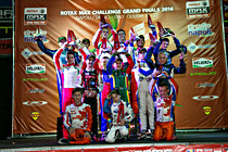 ROTAX Max Challenge Grand Finals 2016 | saturday | Siegerehrung | Players Party
