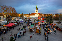 Leondinger Advent - Adventmarkt